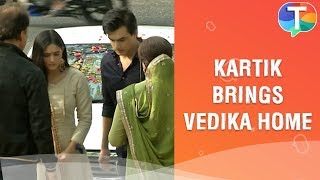Kartik brings Vedika home & REVEALS her truth | Yeh Rishta Kya Kehlata Hai | 2nd January 2020