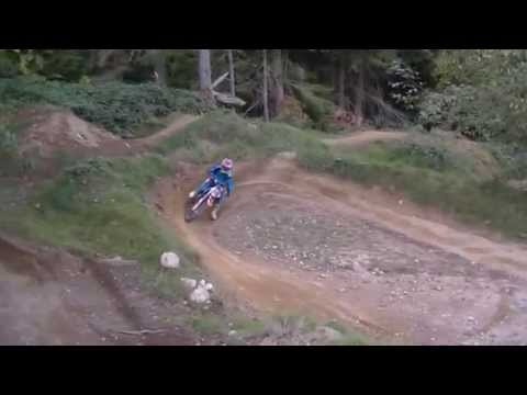 2014 MONSTER ENERGY CUP TESTING w CARSON BROWN