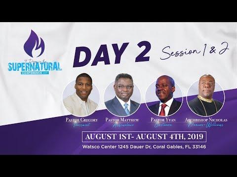 4 Days Conference 2019 | Jour 2 | Tabernacle de Gloire