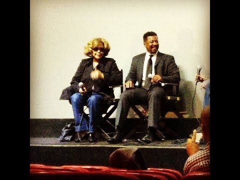 MAKING THE FIVE HEARTBEATS premiere Q&A with Robert Townsend & Diahann Carroll - November 27, 2018