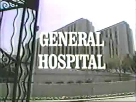 General Hospital 1978 1993 Opening Sequence Youtube