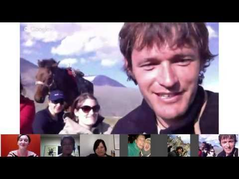 Tim Cope - On the Trail of Genghis Khan Hangout On Air