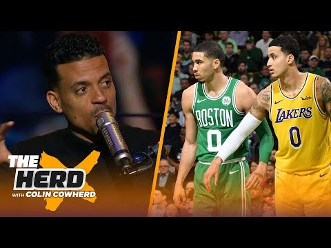 Matt Barnes breaks down Lakers dysfunction, talks Warriors' focus & Jayson Tatum | NBA | THE HERD
