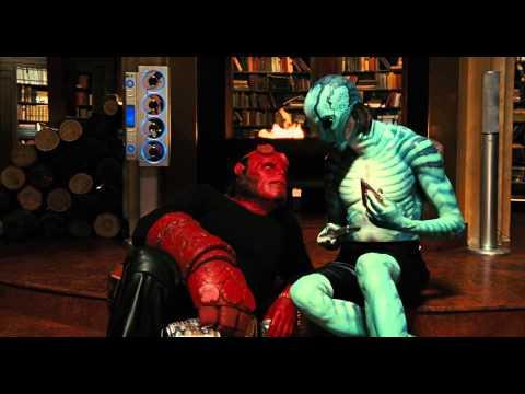 no puedo sonreir sin ti -  Hellboy 2
