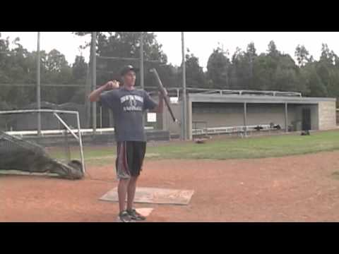 Michael Grigsby - Baseball Prospect Video