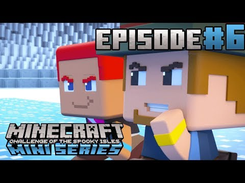 The Challenge of Ice and Magma  Minecraft Mini Series  Episode 6