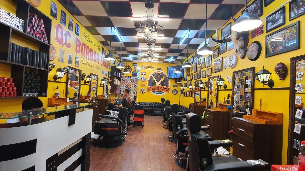 QC BARBER SHOP tiệm tóc nam chất nhất TP MỹTho – Tiền Giang | Tóm tắt những tài liệu liên quan hình ảnh tóc đẹp nam đầy đủ