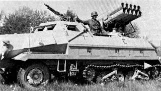 War Thunder. Обзор-тест-драйв. Rocket Launcher Sd.Kfz.4/1 Panzerwerfer 42.