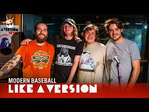 Modern Baseball cover Violent Soho
