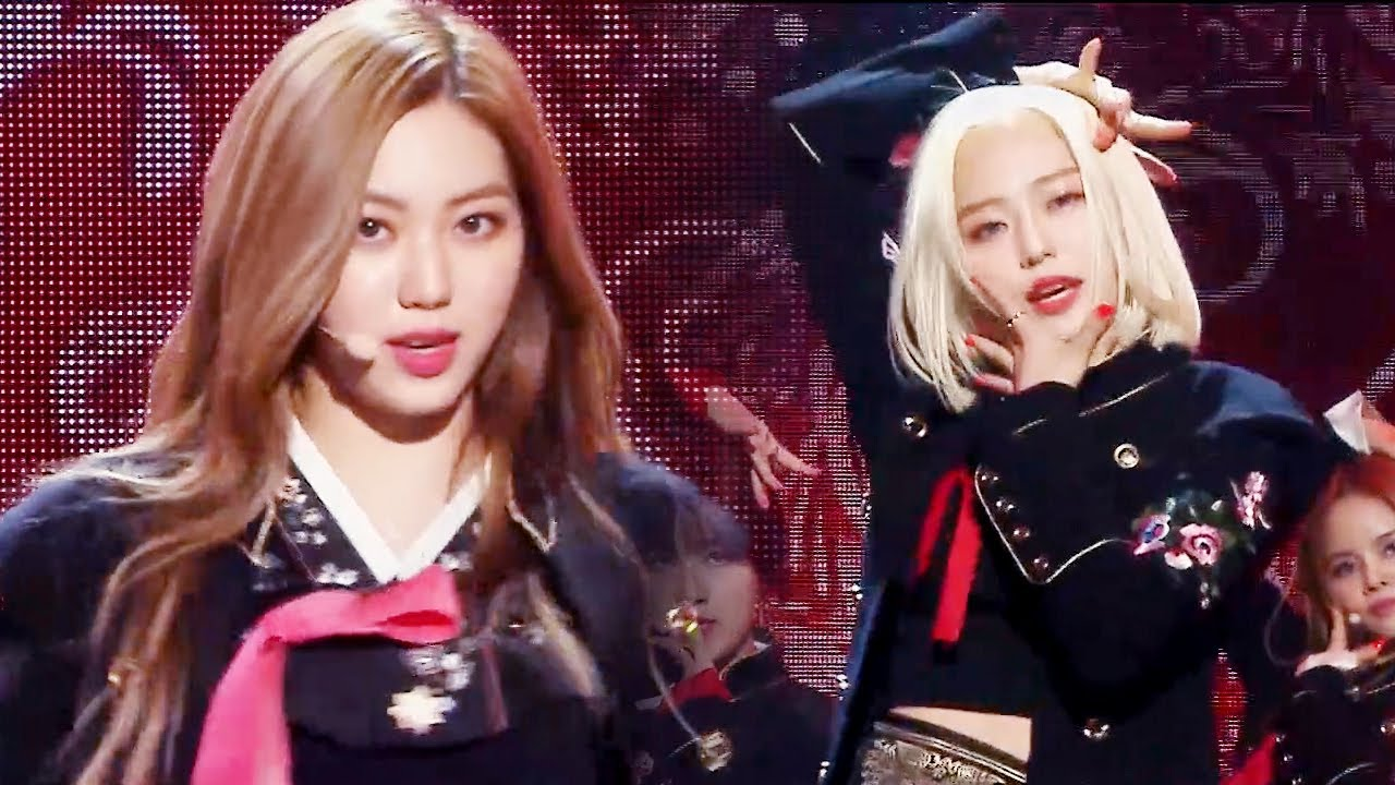 Clc Me Show Music Core Ep 636 Youtube
