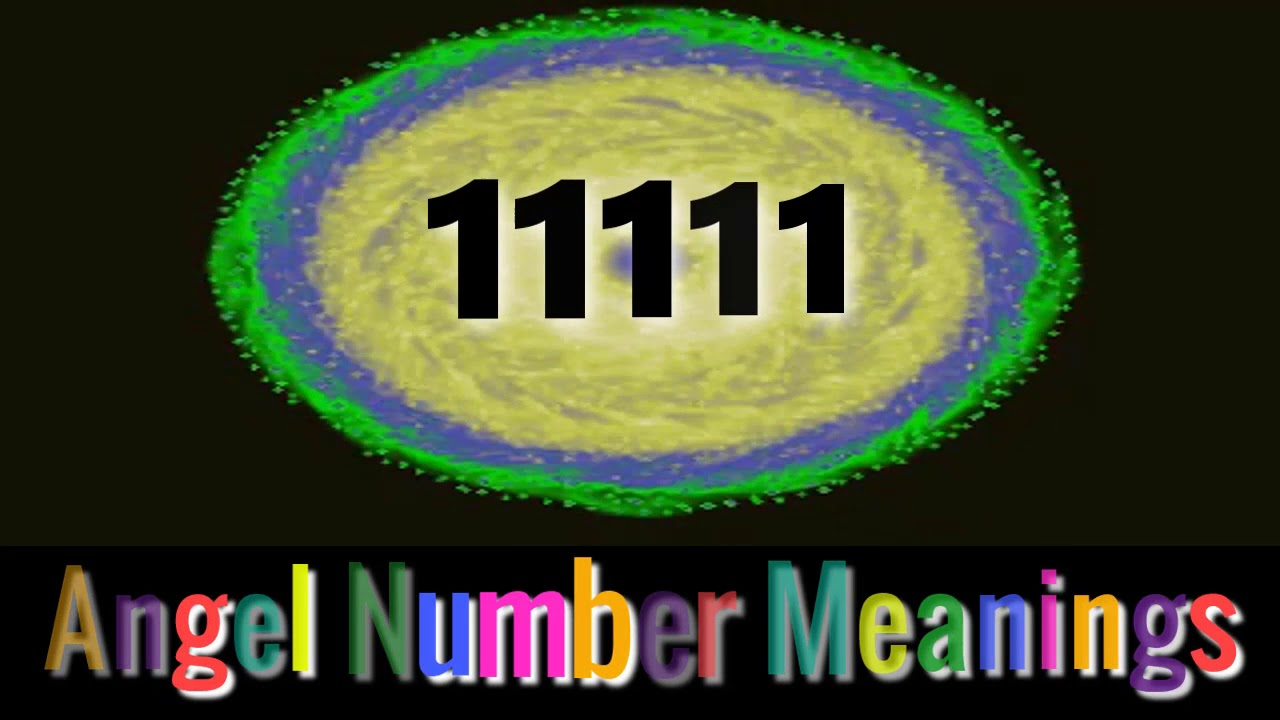 angel number 11111 | The meaning of angel number 11111
