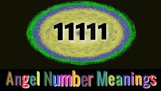 Скачать Angel Number 11111 The Meaning Of Angel Number 11111