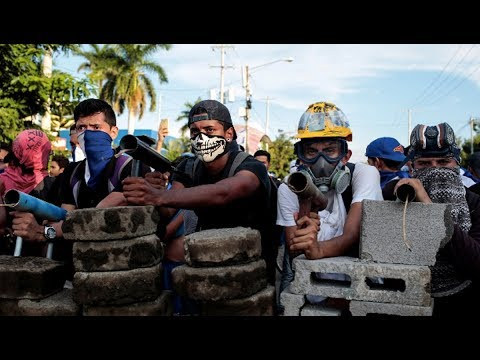 US Gov't Regime Change Machine Fuels Nicaragua's Violent Right-Wing Insurgency