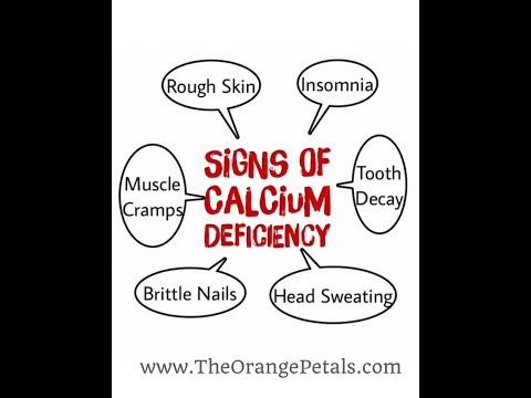 Healing Calcium Deficiency