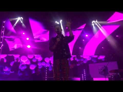 Dawid Kwiatkowski (MTV EMA pre-party/ Warszawa 09.11.2017)