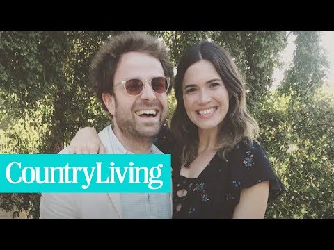 Mandy Moore And Taylor Goldsmith Are Totally A Modern Couple | Country Living