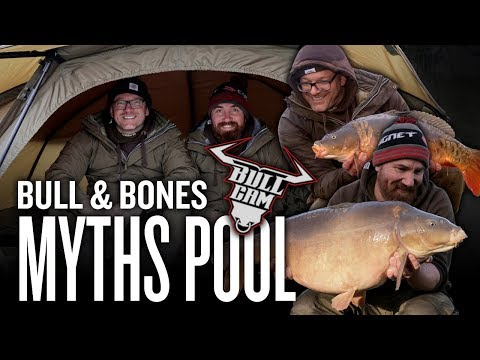 Jerry Bridger's Bull-Cam Diaries – March 2018 – Myths Pool, Essex