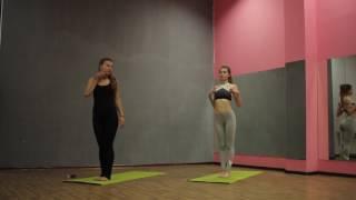 1 Базовый урок йоги