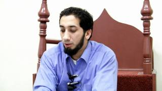 Never Give Up Hope - Nouman Ali Khan