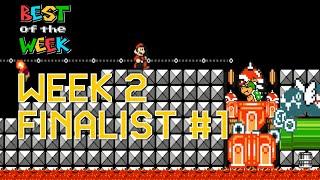 Mechas Maraud 'Mario Maker'