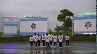 180929第8回国府祭り/市原中央高等学校ダンス部