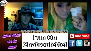 Gotta Love A Girl With Tattoos On Chatroulette ! l (Funny Chatroulette Videos)