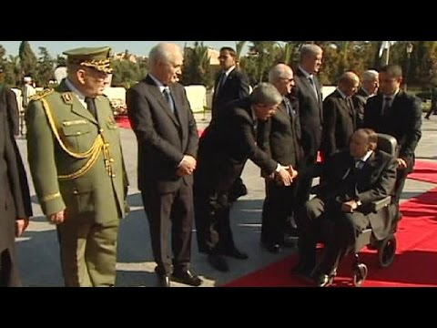 Algérie : rare apparition publique du président Bouteflika