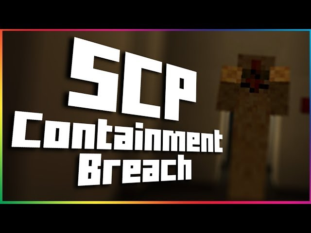 SCP:CB But everything is Blocky! | SCP Minecraft | Part 1