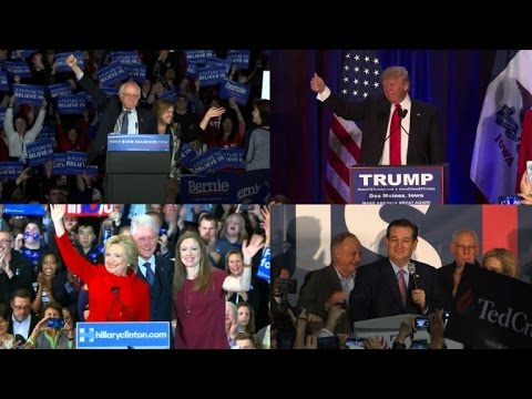 After Iowa caucuses, all eyes on New Hampshire