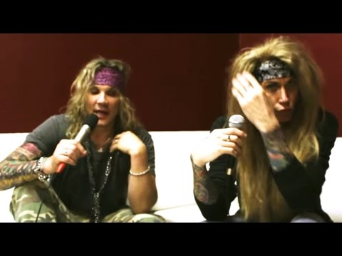 Steel Panther Interview on