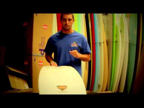 Firewire Vanguard Board Review