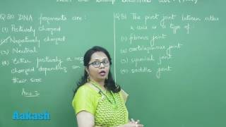 NEET UG 2017: Video Solution & Answer Key for Biology Question 80 & 81