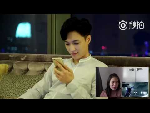 161019 Yixing (LAY 张艺兴) react to reactors reacting to What U Need MV 😏