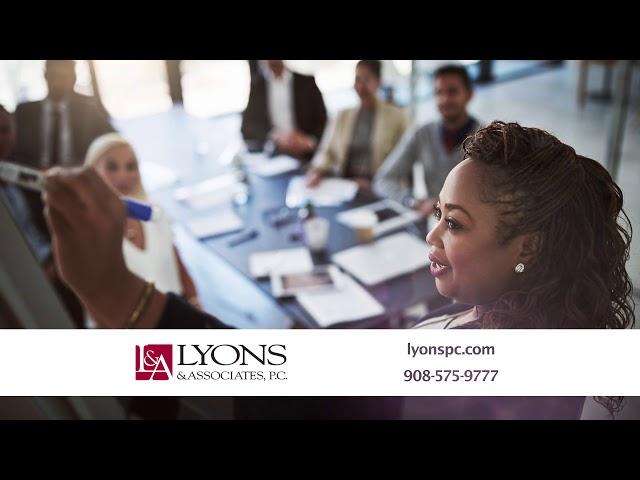 Lyons & Associates, P.C. Promo Video