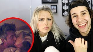 HE HOOKED UP WITH HER MOM!! (LIVE FOOTAGE)