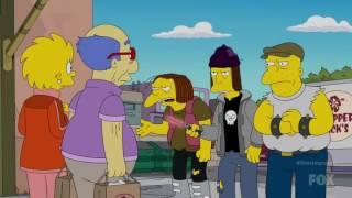 Lisa and Milhouse Romance Evolution, Part 2