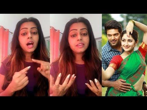 Arya spoiled our life - EVM fame Kuhashini shocking video against Arya's wedding with Sayyeshaa Mp3