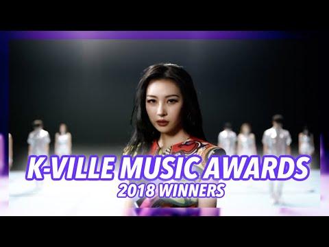 K-VILLE  AWARDS 2018: THE WINNERS