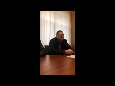 Иван Полупанов: Депутат Лисичанского горсовета Сергей Копылов, решает вопрос по увольнению директора водоканала