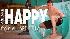 HAPPY Pharrell Williams - Vidéo we are happy from Villard de Lans