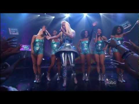 Nicki Minaj - Super Bass (2011 New Year's Rockin Eve) HD 720p