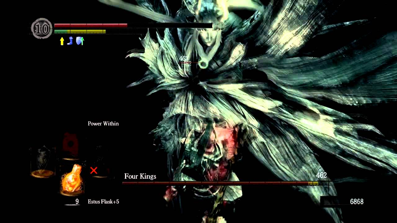 Dark souls boss weapons