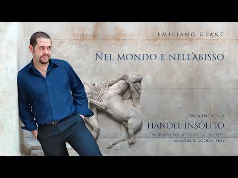 Aria: Nel mondo e nell'abisso - Händel's Tamerlano HWV 18