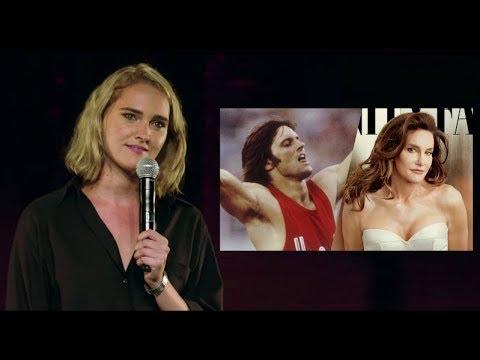 Edgy feminist comedian Jena Friedman roasts Caitlyn Jenner