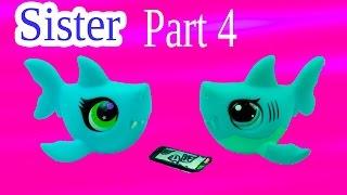 Lps - Little Sister - School Of Sharks Series Video Littlest Pet Shop Part 4 Cookieswirlc