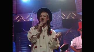 culture club church of the poisoned mind totp 1983