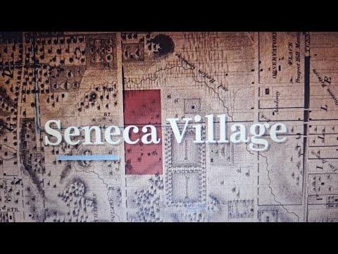 Sencea Village Aka central Park