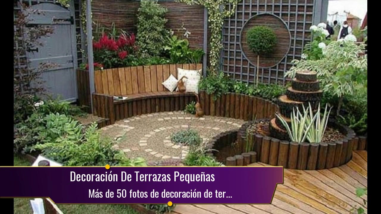 M s de 50 fotos de decoraci n de terrazas y balcones for Decoracion de pisos pequenos fotos