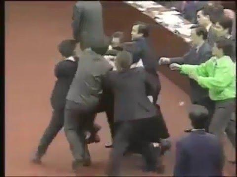 MUST WATCH VIDEO!!Parliamentary Rascality Across The Globe