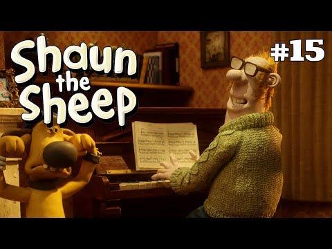 Shaun the Sheep - Piano